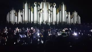 Hans Zimmer live - Interstellar  (1080p FullHD)