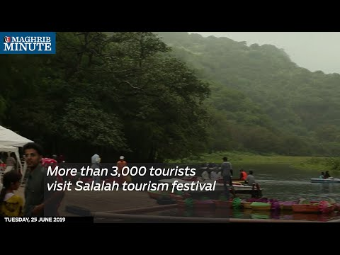 More than 3,000 tourists visit Salalah tourism festival