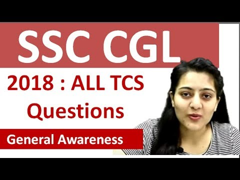 SSC CGL Tier 1 2019 II General Awareness II Day 47 II 90 Days Program II Annu Madam