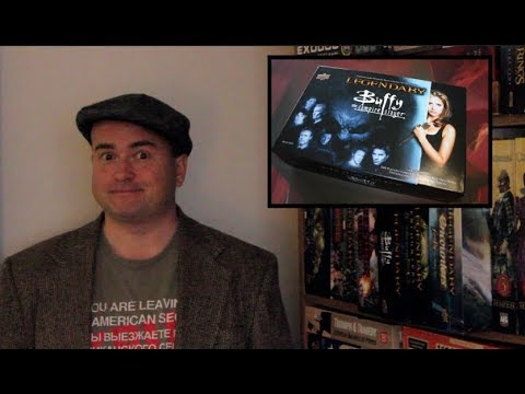 The Discriminating Gamer: Legendary: Buffy the Vampire Slayer