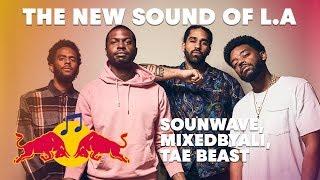 Sounwave, MixedByAli, Tae Beast talk Black Panther, Mac Miller and TDE | Red Bull Music Academy