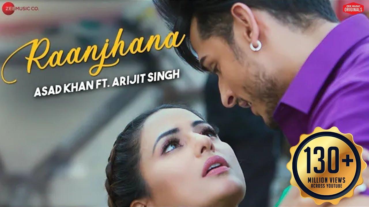 Raanjhanaa hua main tera lyrics in hindi