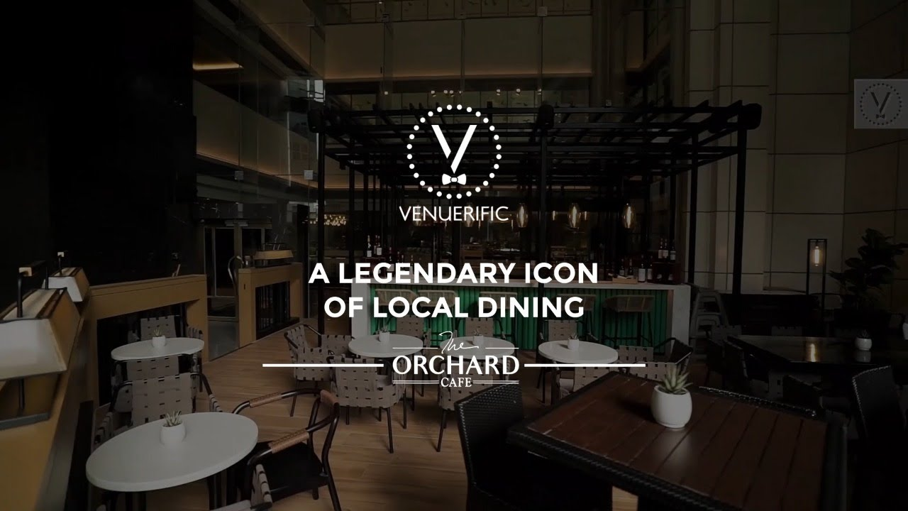The Orchard Cafe video preview