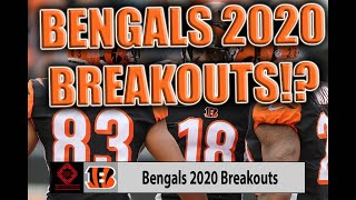 2 Players Who Could BREAKOUT For The Cincinnati Bengals In 2020