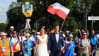38. Piesza Pielgrzymka Arch. Krakowskiej na Jasną Górę (cz.4) 2018.08.11. Częstochowa
