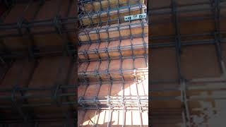 Reinforcement Steel Of Floating Stairs