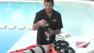 ZUBA Diving Z-Float