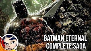 Batman Eternal - Full Story | Comicstorian