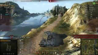 Е 100 топит танки и тащит: 8 фрагов и 2 утопленника