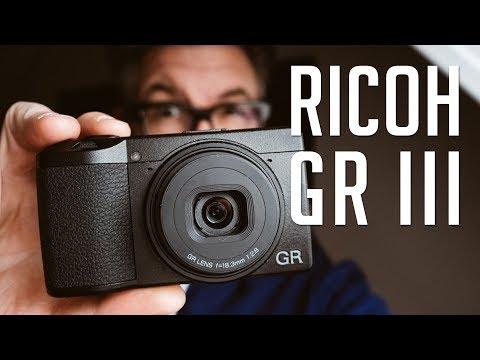 Ricoh GR III - Erster Eindruck und Hands On Test