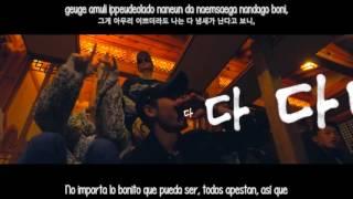 EUNG FREESTYLE - LIVE, SIK K, PUNCHNELLO, OWEN OVADOZ & FLOWSIK [Sub español + Rom + Han]