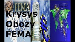 Obozy FEMA kryzys, co nas czeka?