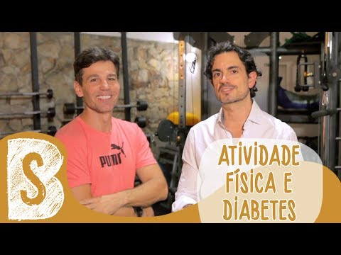 Exercício para a prevenção de diabetes