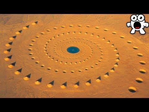 Descubrimientos Mas Extraños Del Desierto