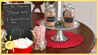 EAT | Hot Chocolate Mix And Gift Basket