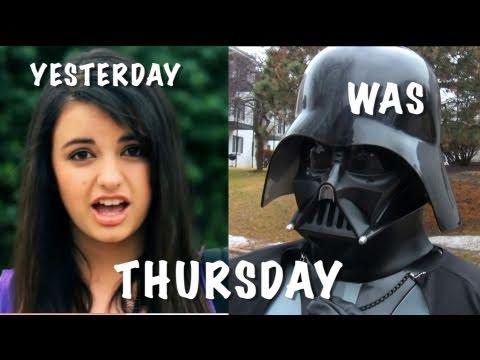 Rebecca Black - Friday (Chad Vader Official Parody)