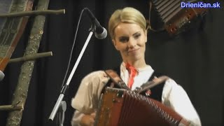 Video Vlasta Mudríková - Šarišská heligónka 2013