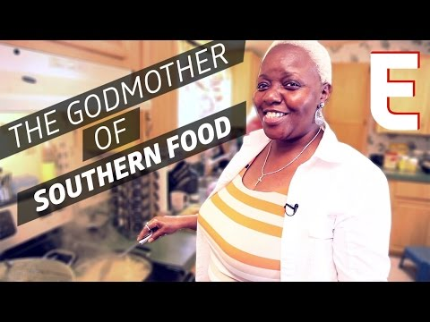 Paula Deen's Ex-Chef Dora Charles Cooks The Southern Classics