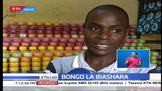 Anatengeneza sabuni kwa kutumia vitunguu, nyanya na matango (cucumber) | BONGO LA BIASHARA