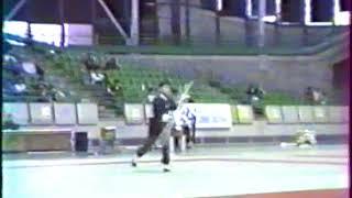 Thien Dia Linh Quang Con (Quyen baton) David TRAN 1986 Nantes