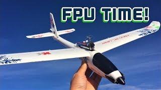XK A800 FPV Flight Test