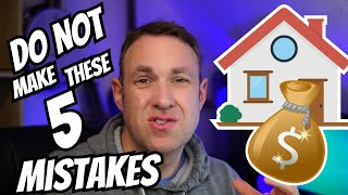 5 Mistakes I made when refinancing my home mortgage