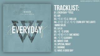 [Full Album] WINNER - EVERYDAY (2nd Album)