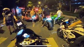 พกมาหรอ??โดนตำรวจค้นตัว โดนเทศน์ยาวววว (ep207)สวนลุม