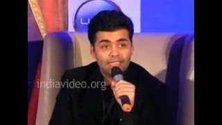 Karan Johar about Union Budget
