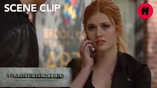 Shadowhunters | Season 1, Episode 5: Alec Finds Clary