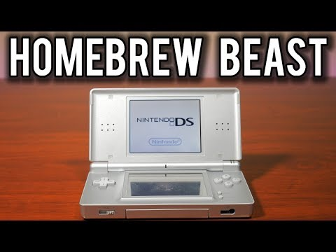 Homebrew on a $25 Nintendo DS Lite Handheld in 2019 | MVG