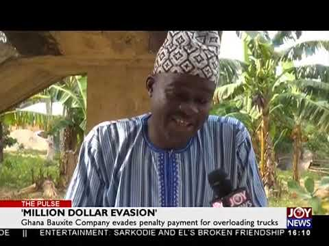 'Million Dollar Evasion' - The Pulse on JoyNews (30-7-18)