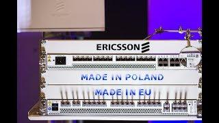 Ericssona: skandal korupcyjny nie wpłynie na wprowadzenie 5G w Polsce