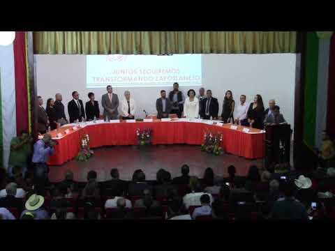 Sesion Solemne No.65 de Ayuntamiento 30 de septiembre de 2018