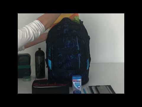 Vorschau: Schulrucksack ergonomisch satch pack Blue Compass - 30l