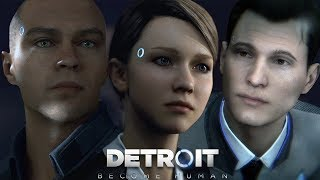 ХЕСУС ИГРАЕТ В Detroit: Become Human #1 || JesusAVGN