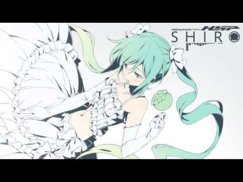 【初音ミク】SHIRO【オリジナル】