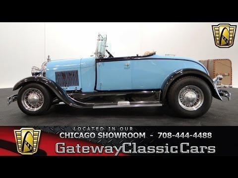 Video of '29 Model A - KEUQ