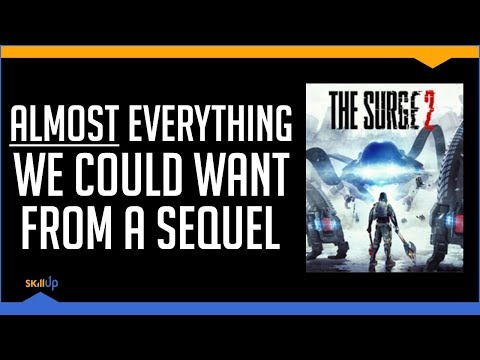 The  Surge 2 Is A SOLID Step Up (Review) - YouTube video thumbnail