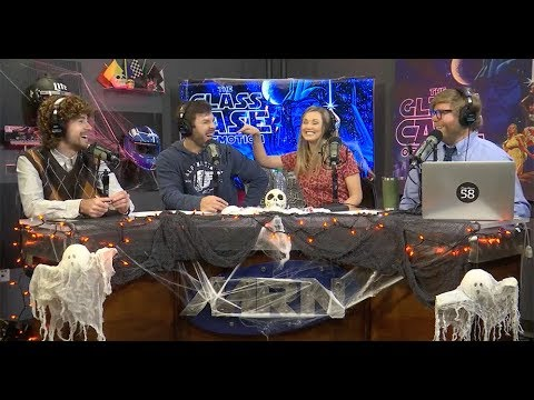 Podcast: Half the crew dresses up for Halloween