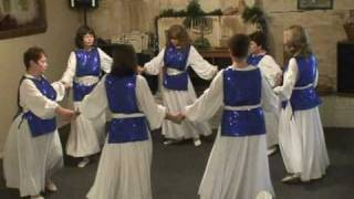 DANCE PRACTICE:  MECHAMOCHA BAH AYLIM YAHWEH by We Are Yisrael