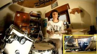 Arctic Monkeys - This House Is A Circus - Pedro Nobre (Drum Cover)