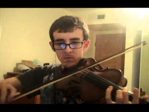 Skyrim Main Theme (Trailer) Violin Cover