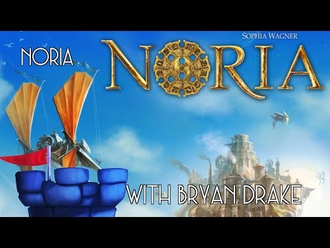 Noria or the Kingdom of Zeal the Boardgame?