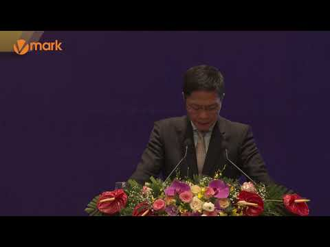 Ông Trần Tuấn Anh - Hội nghị về các giải pháp thúc đẩy phát triển ngành cơ khí Việt Nam