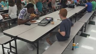 FSU Football Player's Act Of Kindness For Boy With Autism