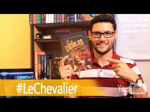 Le Chevalier por  A. Z. Cordenonsi | @danyblu @irmaoslivreiro