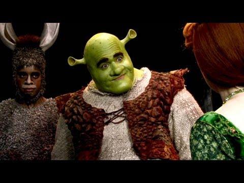 Shrek muzikál - trailer
