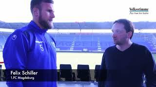 Schiller vor FCM gegen Rostock