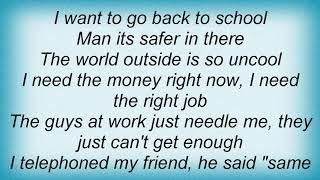 Jon & Vangelis - Back To School Lyrics